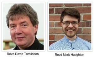 Revd David and Mark