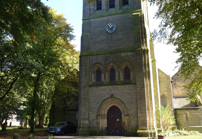 the church external